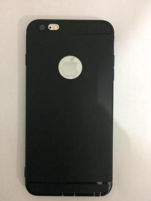 Case Funda iPhone Silicona Mate Elegante