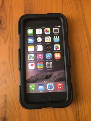 Case Griffin Survivor Para Iphone 6s Plus Y 6 Plus