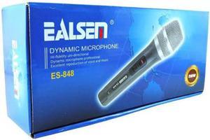Microfono Karaoke 3mts Cable