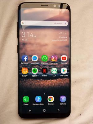 Vendo Cambio Samsung Galaxy S8