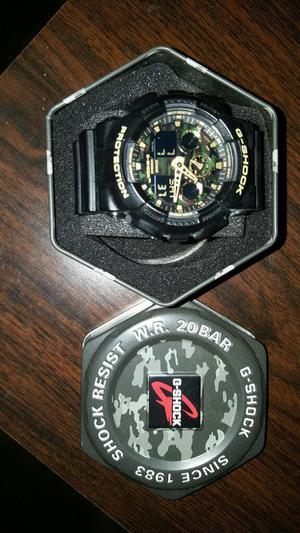 Reloj Casio G Shock  Masculino Depor