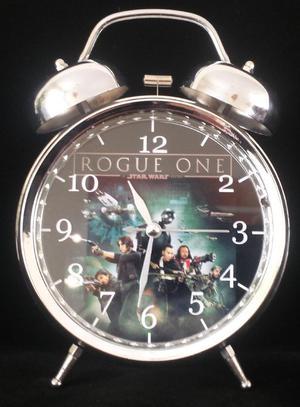 Reloj Despertador Estilo Vintage Star Wars Rogue One