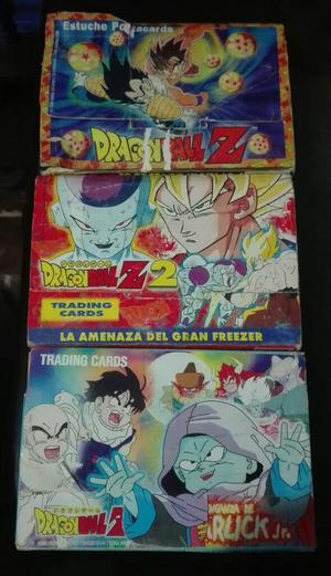 Cards Colección Completa Dragon Ball