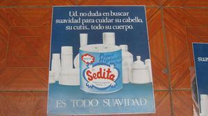 Vendo Antigua Publicidad DE HOJALATA