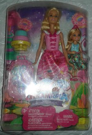 Barbie y Chelsea Juego de Té