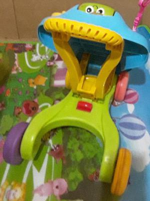 Caminador Correpasillos Playskool 2 en 1