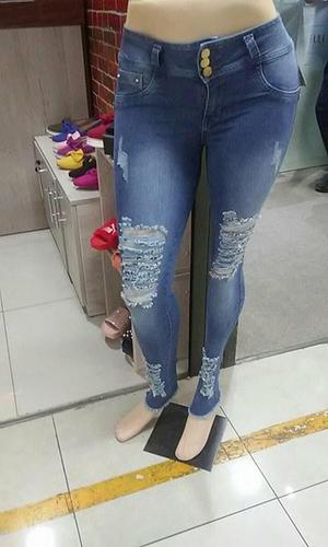 REMATE JEANS MUJER X MAYOR 100 UNIDADES