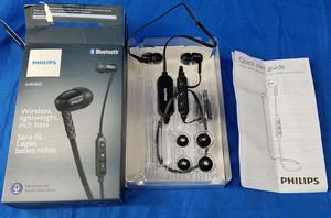 Auriculares audífonos inalámbricos Bluetooth Philips
