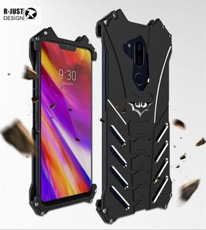 Case R Just Aluminio Batman Para Lg G7 Thinq