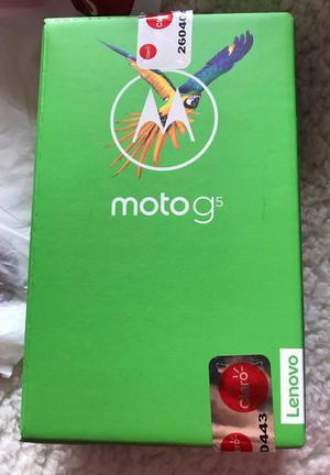 Moto G5 de 32Gb Nuevo