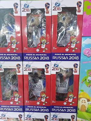 Peluche Zabivaka Rusia  Mascota Del Mundial Muñeco