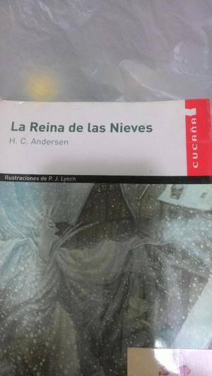 Vendo Libro La Reina. de Las Nieves Usad
