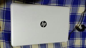 Vendo Hp Notebook Laptop en Buen Estado