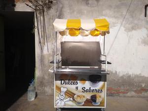 Se vende carrito mazamorrero