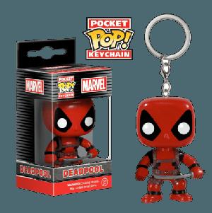 Funko Pop! Pocket Llaveros Marvel Deadpool X Men