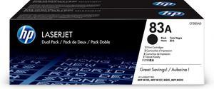Toner HP 83A Negro,  Páginas, p/ LaserJet Pro CF283A