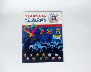 Album Copa America Chile  Completo