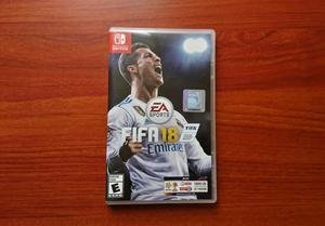 FIFA 18 para Nintendo Switch