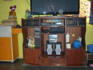 mueble para televisor tv o equipo de sonido etc