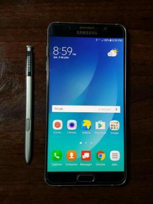 Samsung Galaxy Note 5 Estado