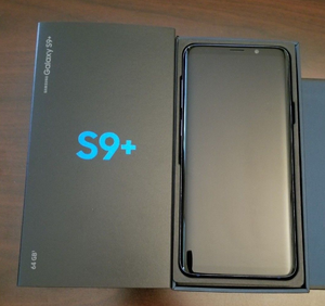 Samsung s9 plus de 64gb Operativo