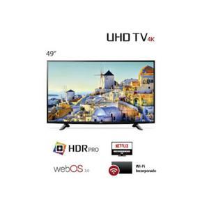 Televisor Smart Tv Ultra Hd,4k 49uh
