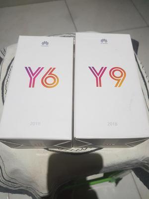 Vendo O Cambio Huawei Y6 Y Y Nuevo
