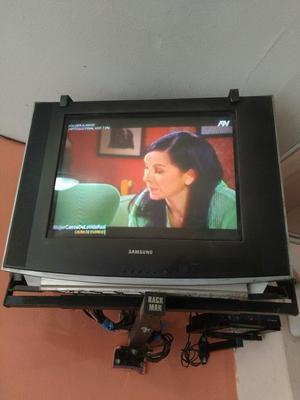 Vendo Televisor de 21 Marca Samsung