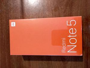 Xiaomi Redmi Note 5_Negro de 4gb Ram 64 Rom a 899
