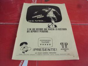 publicidad antigua argentina 78 panamericana television