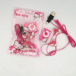 MP3 Hello Kitty con bolsita