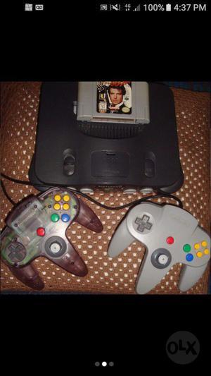 Nintendo 64 Juego 007