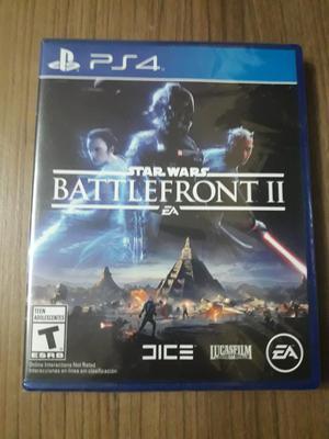 Star Wars Battlefront 2 Ps4 Nuevo