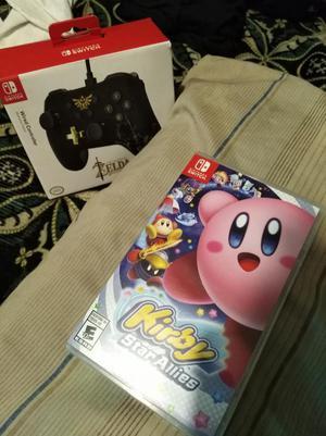 Cambio Kirby Star Allies Nintendo Switch