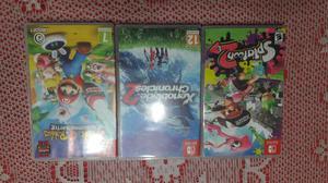 Juegos Nintendo Switch Excelente Estado Splatoon 2 Xenoblade