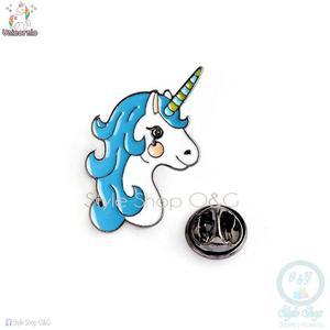 Pin Broche De Unicornio Incluye Cajita