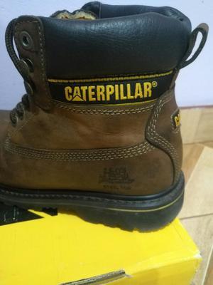 Zapatos Cat con Punta de Acero 40 Orig