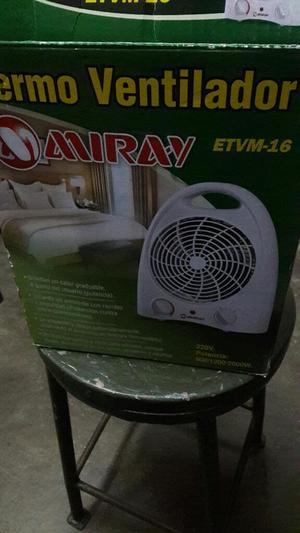 Calentador Y Ventilador Nuevo en Caja