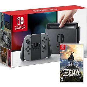 Nintendo Switch Color Neon Zelda Nuevo Sellado Garantía