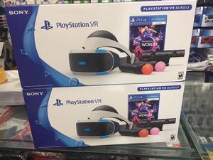 Sony Playstation 4 Vr Bundle Cuhzvr2 Nuevo Sellado Delivey