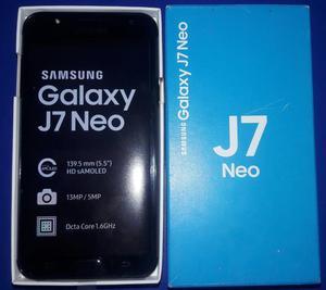 Samsung Galaxy J7 Neo Nuevo Caja Sellado