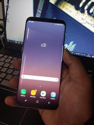 Vendo Mi Samsung Galaxy S8 Plus Libre