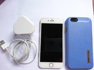 Vendo iPhone 6s 32gb Silver 4g Lte Libre