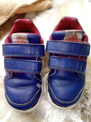 Zapatillas Usadas Adidas Talla 25