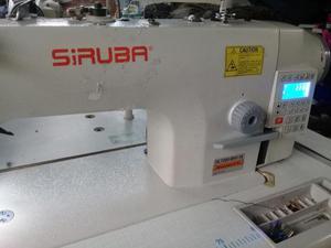 Máquina Electrónica Industrial Siruba