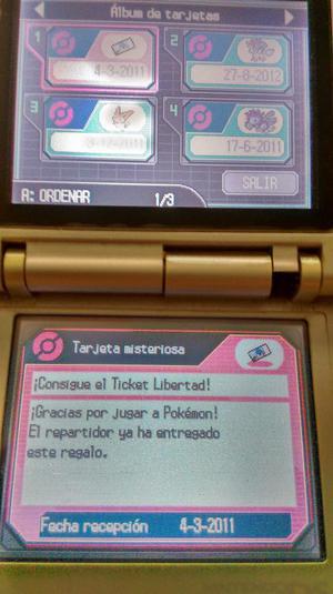 Eventos Pokémon de 5ta Generación Ultra Sun Ultra Moon