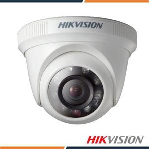 Camara De Vigilancia Hd 720p Domo Hikvision