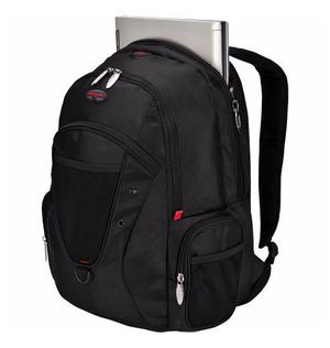MOCHILA TARGUS EXPEDITION BACKPACK 16″ BLACK/RED