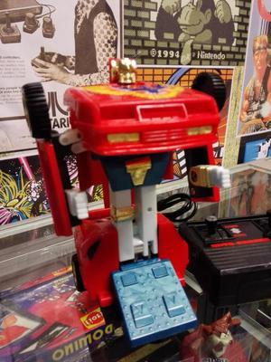 ROBOT RETRO AUTO ROBOT CHANGE 80s