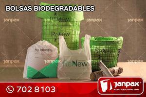 Bolsas Biodegradables JANPAX